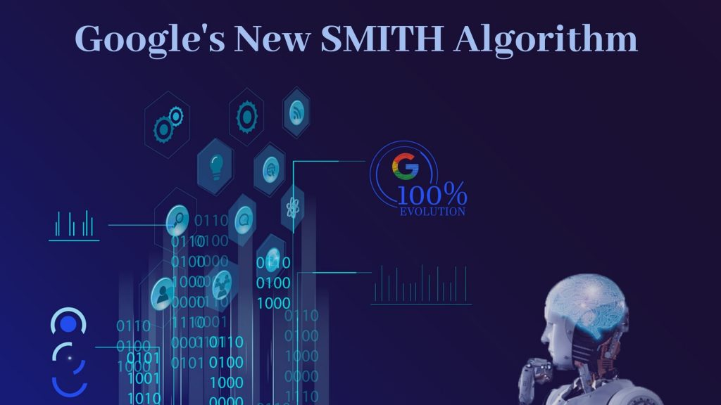 What is Google's New Smith Algorithm